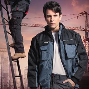 Arbeitskleidung & Sicherheitskleidung