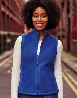 Gilet Outdour Fleece Ladies 320 g/qm