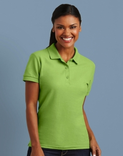 Premium Cotton Ladies' Double Piqué Polo 223gm2