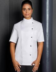 Team Jacke Ladies kurzarm Küche & Service