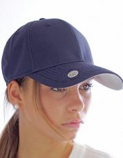 Baseball Cap mit geschlossener Rückseite