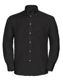 Absolut bügelfreies Hemd langarm / Button-Down-Kragen - Brusttasche - Regular Fit