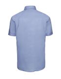 Absolut bügelfreies Hemd kurzarm / Button-Down-Kragen - Brusttasche - Regular Fit
