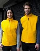 Fleece Bodywarmer für SIE & IHN zum Toppreis 330 g/qm