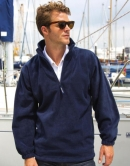 1/4 Zip Fleece Top 330 g/qm