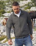 Classic Sweat Jacket für SIE & IHN 280 g/qm
