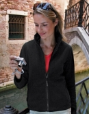 Microfleece Jacket Ladies 280 g/qm