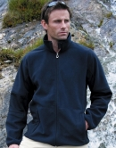 Fleece Soft Shell Jacke Men 370 g/qm