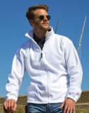 Full Zip Active Fleece Jacket für SIE & IHN 330 g/qm