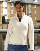 Ladies Fleece Jacket 300 g/qm