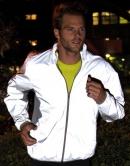 Voll Reflektierende Jacke für SIE & IHN