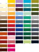 Servietten in 59 verschiedenen Farben