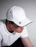Golf Cap mit magnetischem Ball-Markierer - Genau das Richtige für leidenschaftliche Golfer: Die magnetische Ballmarker ist ein echter Hingucker!