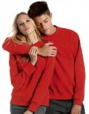 Set-In Sweatshirt für SIE & IHN 280 g/qm