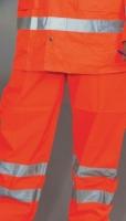 Sicherheitshose Over Trousers Orange