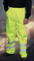 Sicherheitshose Over Trousers Yellow