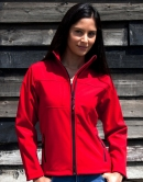 Classic Softshell Jacket Lady 320g/m2