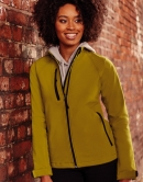 Soft Shell Jacket Russel Ladies 340 g/qm