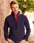 Soft Shell Jacket von Russel Men 340 g/qm