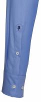 Business Hemd von Seidensticker. Absolut bügelfreies Hemd Slim Fit langarm mit Kent Kragen