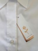Seidensticker - Absolut bügelfreie Bluse tailliert Slim Fit langarm