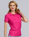 Premium Cotton Ladies Double Piqué Polo 223gm2