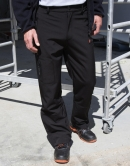 Performance Soft Shell Trousers Men 310g/qm