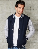 College Jacket Unisex in vielen Farben