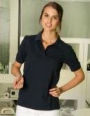 Polo Shirt Lady bügelfrei, antibakteriell & geruchshemmend 240 g/m²
