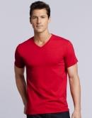 Premium T-Shirt mit V-Ausschnitt Unisex