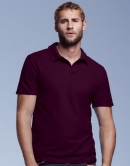 Double Piqué Polo Men 210 g/qm
