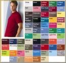 Sonderangebot für unsere Onlinekunden!!! 50x T-Shirt unisex mit Stickerei nach Wunsch zum Preis von nur CHF 18.50 / Stk. Jetzt bequem online bestellen