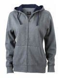 Lifestyle Zip-Hoody Ladies