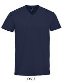 Königliches V-Neck Men T-Shirt