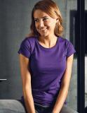 Bio Baumwoll T-Shirt Women - Modisch optimierte Passform - Weiches Griffgefühl