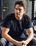 Bio Baumwoll T-Shirt Men - Modisch optimierte Passform - Weiches Griffgefühl