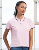 Bio Baumwoll Poloshirt Women mit Knöpfen aus Kokosnuss - Gekleidet für eine nachhaltige Zukunft