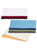 Duschvorleger - passend zu Frottiertücher der Luxusklasse 550g/m² und Frotteetücher Supersoft Baumwolle 480g/m2