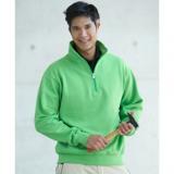 Workwear Sweater Pullover unisex mit Half Zip viele Farben XS-6XL