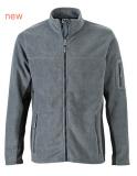 Men's Workwear Micro Fleece Jacke, viele Farben XS-6XL