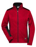 Strickfleece Workwear Jacke Women viele Farben XS-4XL