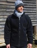 Winter Fleece unisex gesteppt mit 150 g/qm Polar-Therm Isolierung 280 g/qm