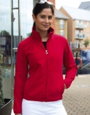 Fleece Soft Shell Jacke Ladies 370 g/qm